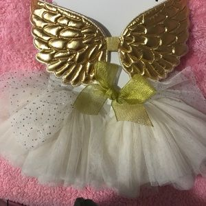 Other - Infant tutu & wing set